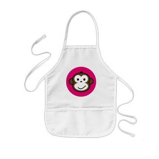 Mono fresco delantal infantil