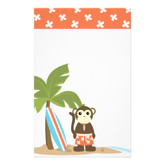 Mono fresco estupendo de la resaca papeleria