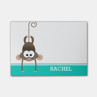 Mono fresco personalizado notas post-it®