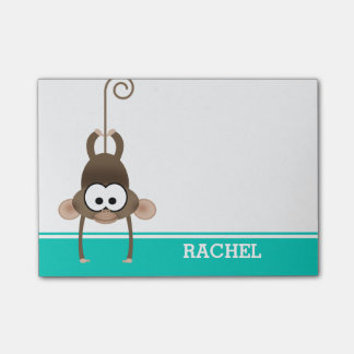 Mono fresco personalizado post-it nota