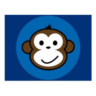 Mono fresco postal