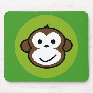 Mono fresco tapete de ratones