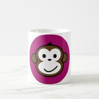 Mono fresco taza