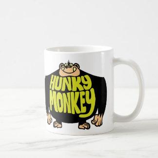 Mono Hunky Taza De Café