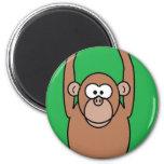 Mono Imanes Para Frigoríficos