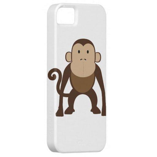 Mono iPhone 5 Carcasa