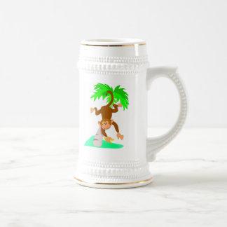 Mono Jarra De Cerveza