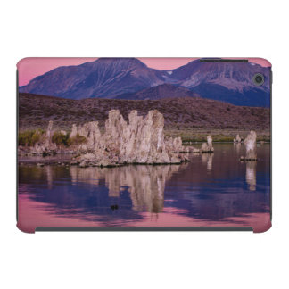 Mono lago espectacular en la sombra fundas de iPad mini