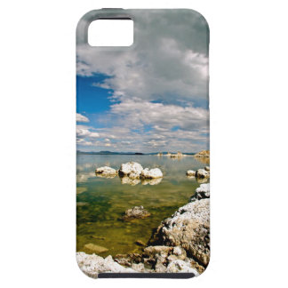 MONO LAKE AND TUFA ROCKS LANDSCAPE iPhone 5 CASES