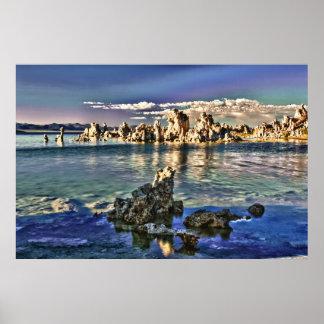 Mono Lake California Pictures Poster