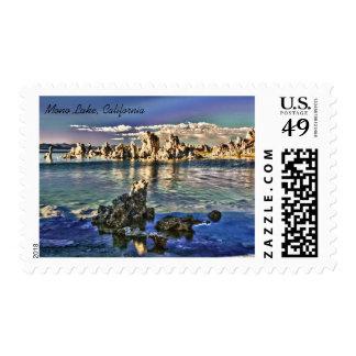 Mono Lake, California Stamp