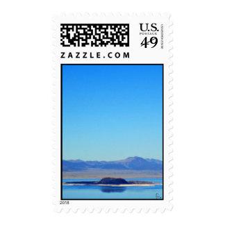 Mono Lake (Cool Blue) Postage
