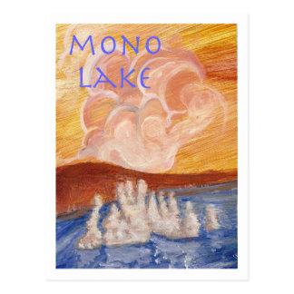 Mono Lake Postcard