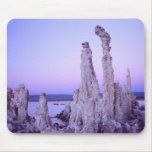Mono Lake Reserve. California. USA. Tufa Mouse Pad