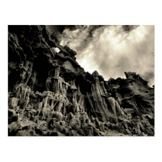 Mono Lake Sand Tufa Postcard