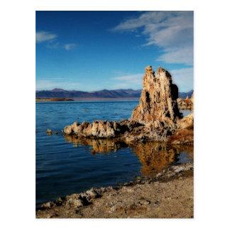 Mono Lake Scene Postcard