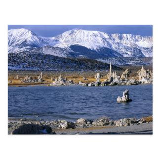MONO LAKE TUFA STATE NATURAL RESERVE, POSTCARD