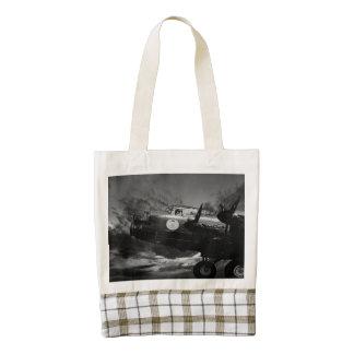 Mono Lancaster Zazzle HEART Tote Bag