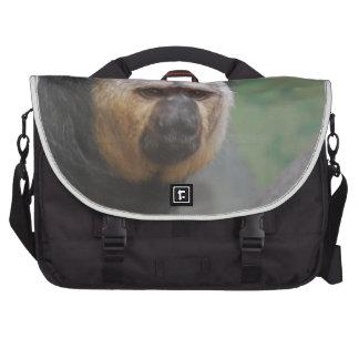 Mono lindo de Saki Bolsa De Ordenador