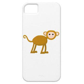 Mono lindo iPhone 5 fundas