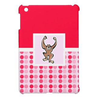Mono lindo iPad mini coberturas