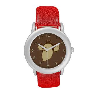 Mono Lippy Relojes