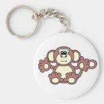 mono llaveros personalizados