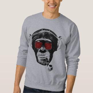 Mono loco sudadera