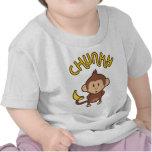 Mono macizo camiseta