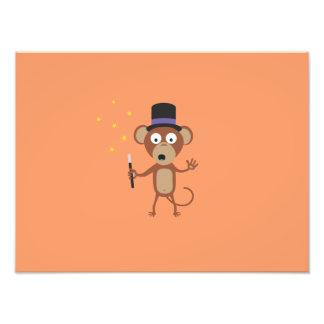 mono mágico cojinete