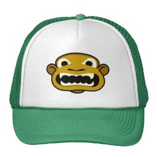 mono malo gorras