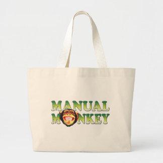 Mono manual bolsas de mano