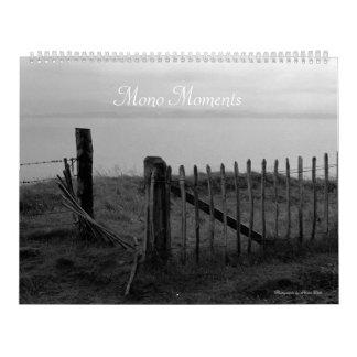 Mono Moments | Calendar