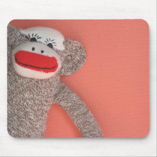 Mono Mousepad del calcetín