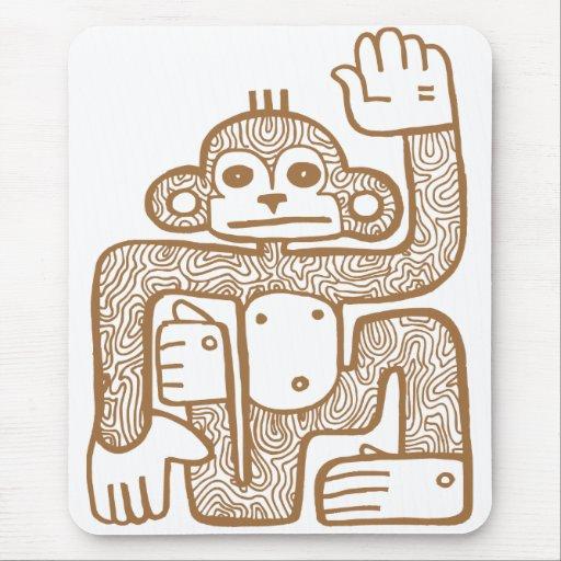 Mono Mousepad Tapete De Raton