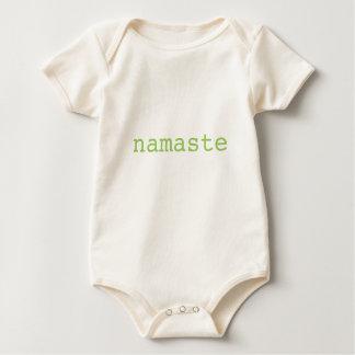 Mono orgánico de Namaste Mamelucos