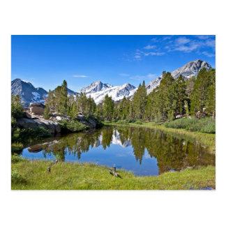 Mono Pass Trail... Postcard