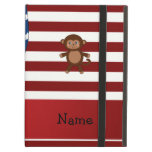 Mono patriótico conocido personalizado