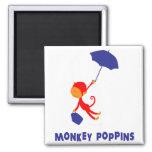 Mono Poppins Imanes