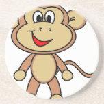 Mono Posavasos Personalizados