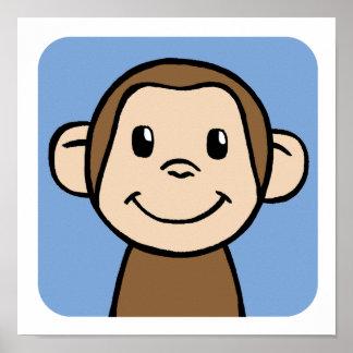 Mono Póster