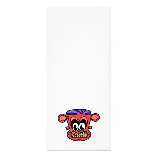 Mono rojo de Frankenstein Lonas Personalizadas
