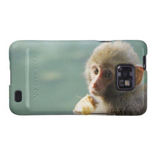 Mono Samsung Galaxy S2 Fundas