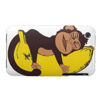 MONO soñoliento iPhone 3 Protector