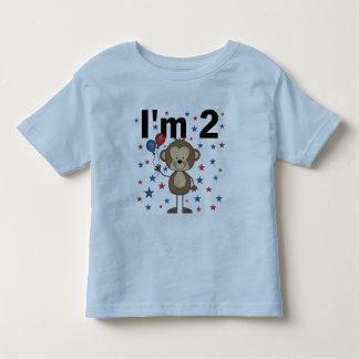 Mono soy 2 camisetas y regalos remeras