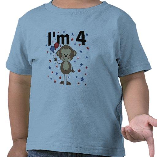 Mono soy 4 camisetas y regalos