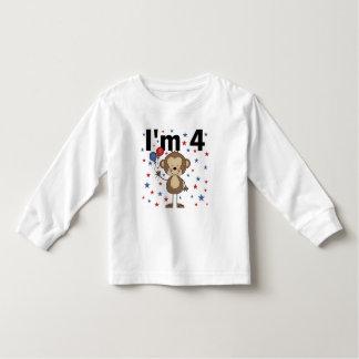 Mono soy 4 camisetas y regalos playeras