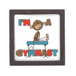 Mono soy gimnasta caja de regalo de calidad