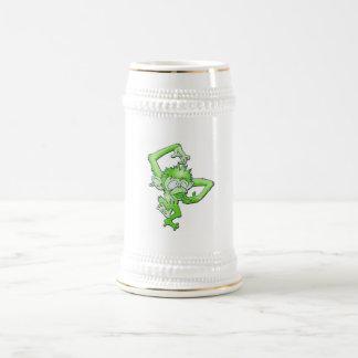Mono Stein del zumbido Jarra De Cerveza