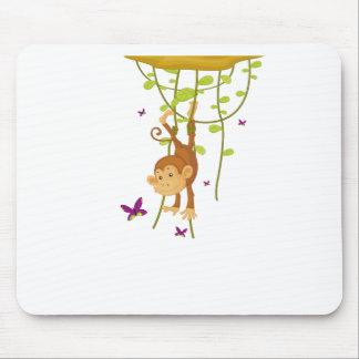 mono tapetes de ratones